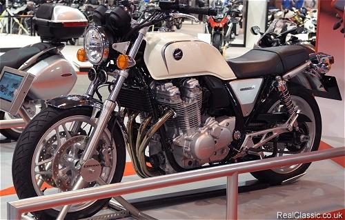 Honda CB1100. How much?...