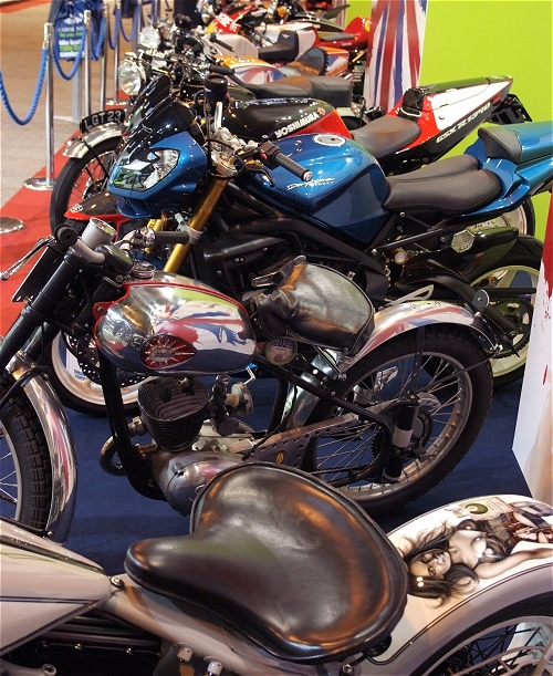 Tidy Bantam outshines over-the-top streetfighters, etc...