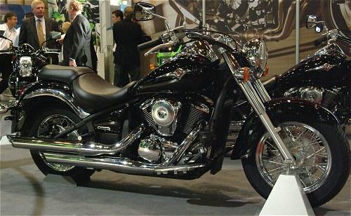 So many black bikes, so little light.