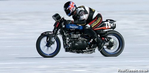 A new two-way FIM World Record for the flying mile of 165.405 mph ...