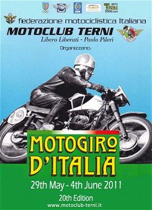 Moto Giro. Known as Moto-UB40 in the UK...