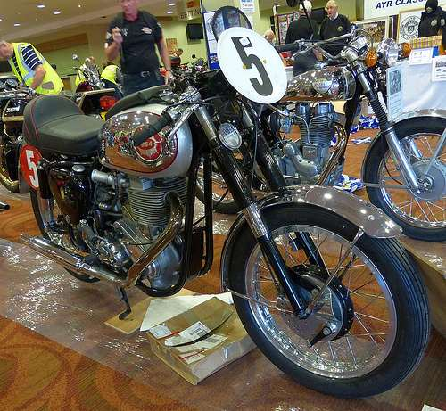 Classic Motorcycle News