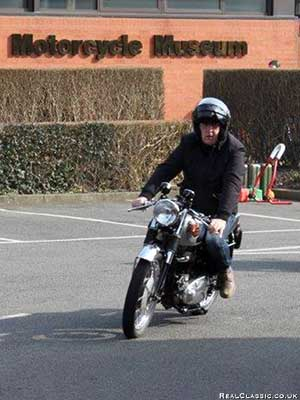 News from the National Motorcycle Museum