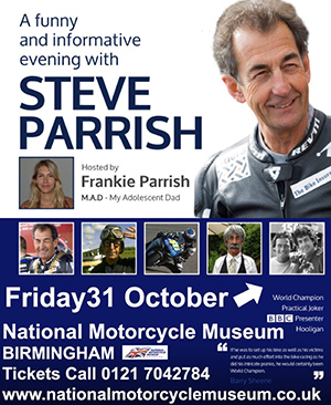 National Motorcycle Museum LIVE – 1/11/14