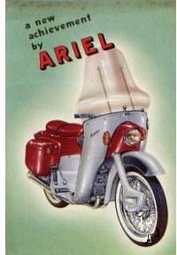 1959 Ariel Leader. Ahead of its time, or headed down a cul-de-sac?