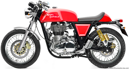Famous Last Words 35: Motorcycles Old, New, Classic and Retro