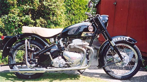 1957 four-pipe model