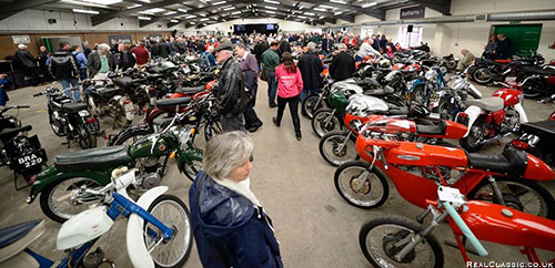Stafford Classic Motorcycle Show Preview