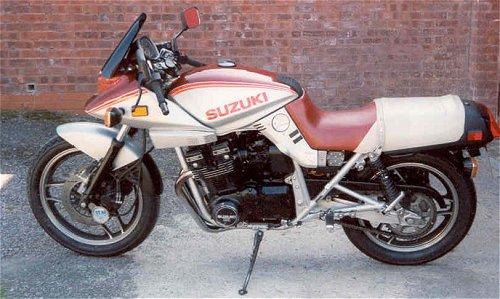 Late model US spec 1100 (Not a 750, ahem).