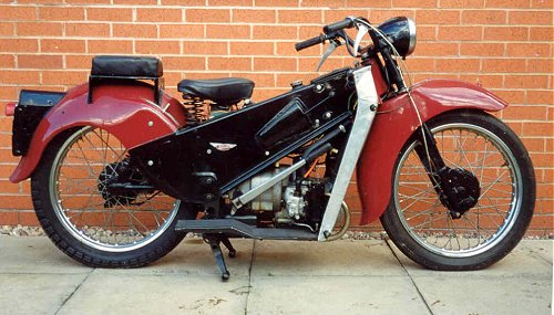 Italy had the Vespa, a timeless design classic. We got the LE...