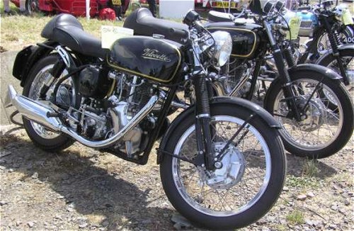 RealMart used to think that Velocette was a French marque...