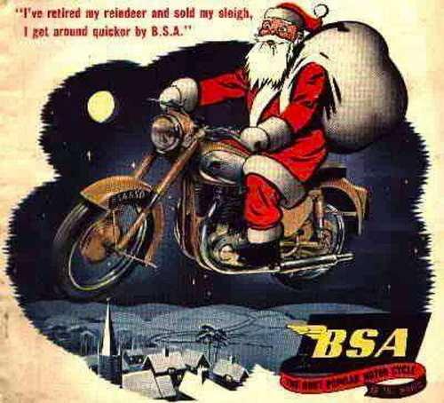 Happy BSA Christmas...