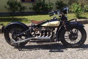 Indian four cyclinder