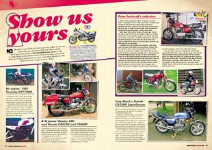 Readers' bikes
