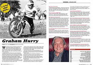 Graham Hurry interview