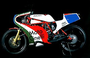 Moto Cinelli Ducati TT2