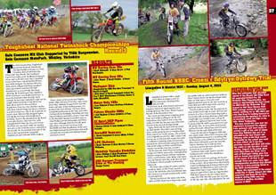 Moto cross events