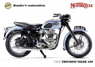 Triumph restoration