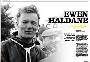 Ewen Haldane