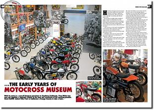 Motocross museum