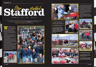 Stafford show