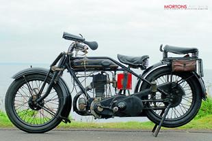 AJS H9 Touring Model