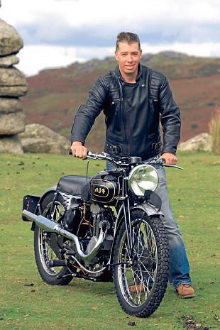 AJS model 22 1935