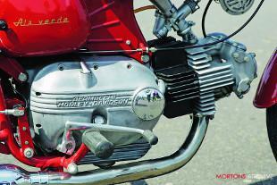 1962 Aermacchi-Harley Davidson Ala Verde