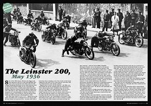 Archive image on The Classic MotorCycle