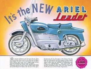 Ariel Leader advert