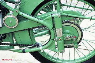 1951 BSA Bantam D1 125cc
