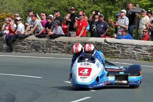 Birchall brothers at IoM