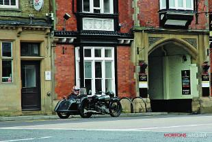 Brough Superior combination