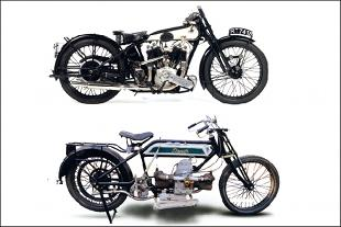 Brough SS80 and SS100
