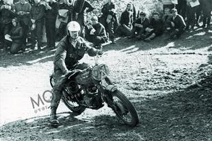 Bud Ekins, stunt rider, ISDT gold medal winner