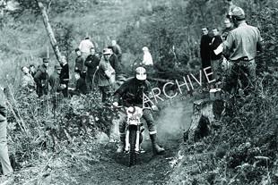 Bud Ekins, stunt rider, desert racer and dealer