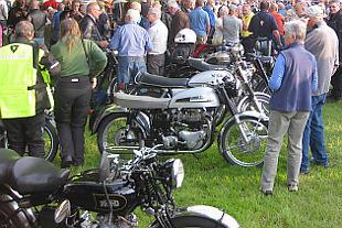 Cassington bike show