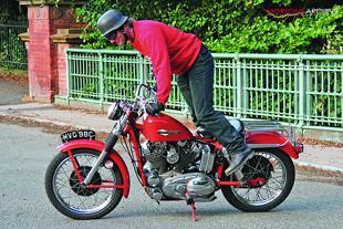 Harley-Davidson XLCH sportster
