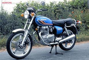 Honda CB250