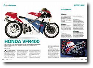 Honda VFR400