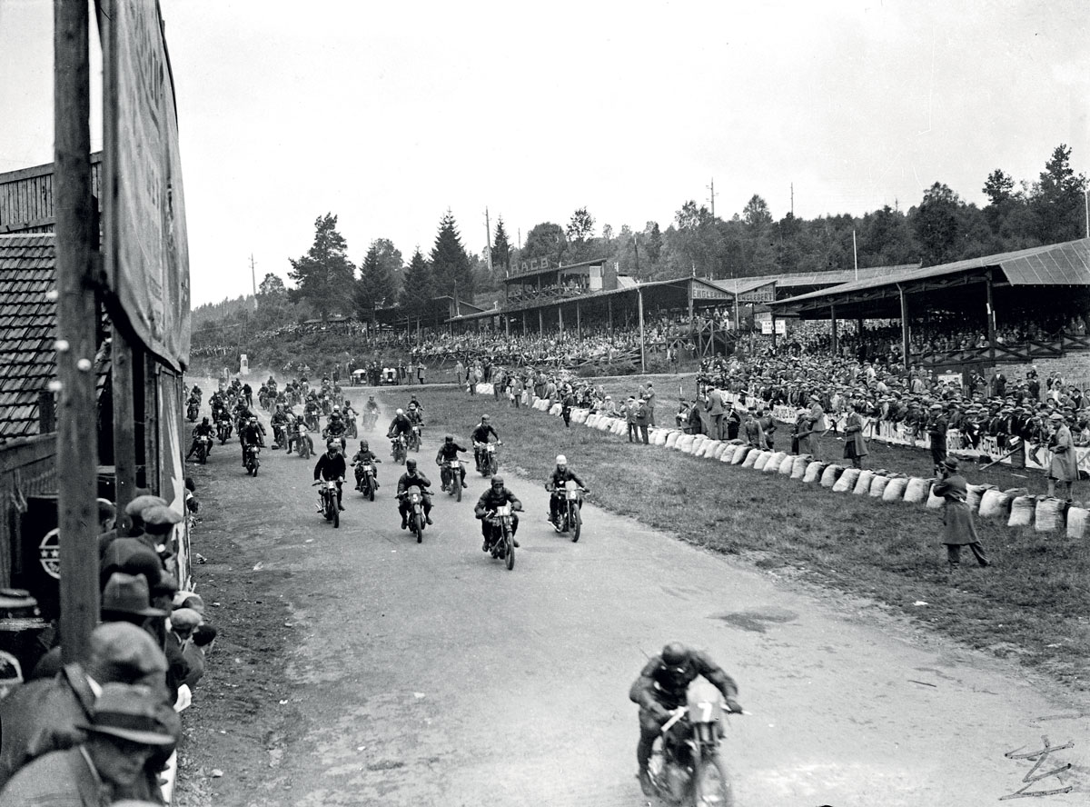 Spa Francorchamps in 1930
