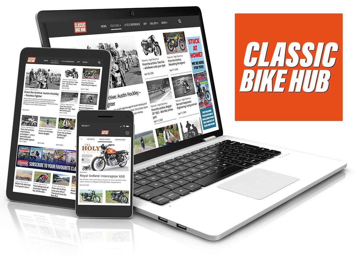 Classic Bike Hub Online