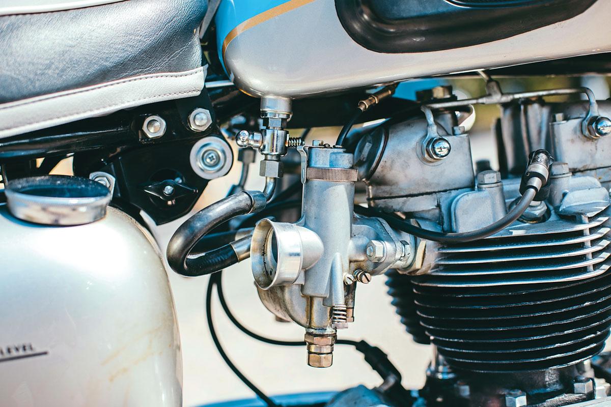 T120 Triumph Bonneville
