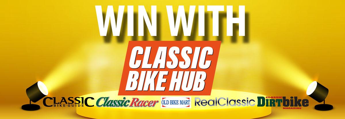 Win with Classic Bike Hub