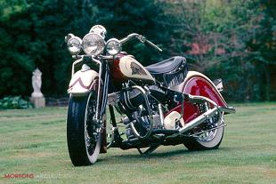 Indian Chief American motorcycle
