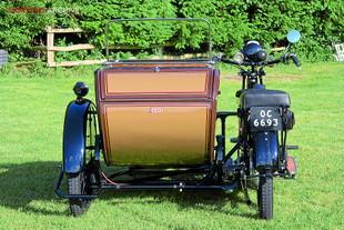 1923 James Model 10