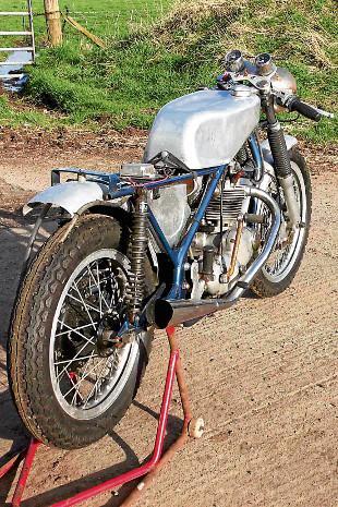 Jax special motorcycle