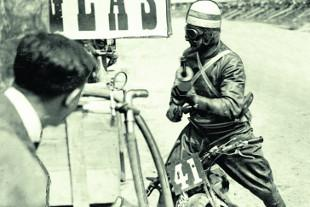 Jim Whalley at 1923 French GP