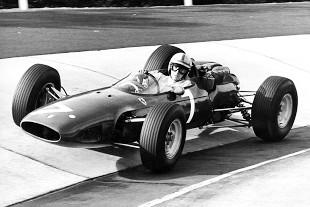 John Surtees in Ferrari
