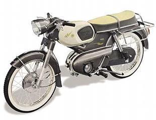 Kreidler Florett classic motorcycle offered superb performance